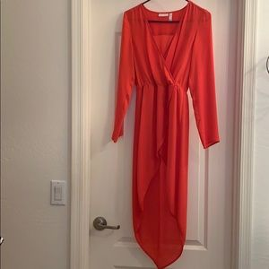 Leith Long sleeve dress